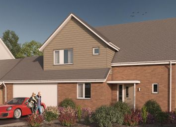 Thumbnail 4 bedroom detached house for sale in Highgrove, Roundswell, Barnstaple