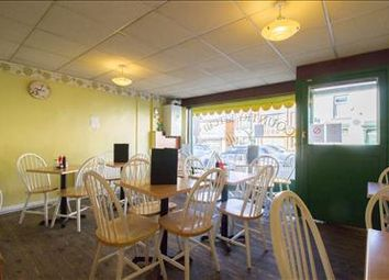 Thumbnail Commercial property for sale in Country Kitchen Cafe, 15 Bridge Street, Heywood