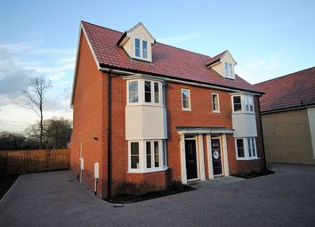 Thumbnail 3 bed semi-detached house for sale in The Northampton At Eastwood, Gardiners Park, Basildon