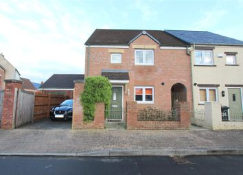 Thumbnail 3 bed detached house to rent in Ewden Close, East Wichel, Swindon