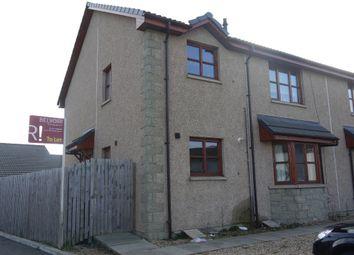 Thumbnail 2 bedroom flat to rent in Calcots Crescent, Elgin, Moray