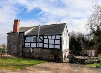 Thumbnail 6 bed detached house for sale in Nr/ Weobley, Herefordshire