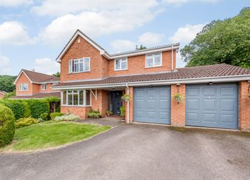 Thumbnail 4 bed detached house for sale in Farmcote Close, Redditch, Worcestershire