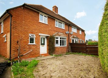 Thumbnail 3 bed semi-detached house to rent in Champion Way, Church Crookham, Fleet