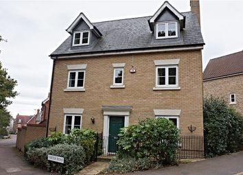 Thumbnail 5 bedroom detached house for sale in Vortex Road, Colchester