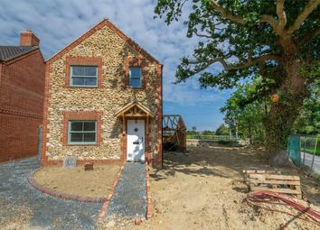 Thumbnail 3 bed detached house for sale in Foulsham Road, Bintree, Dereham