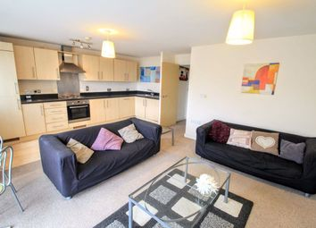 Thumbnail 2 bedroom flat to rent in Reresby Court, Heol Glan Rheidol, Cardiff