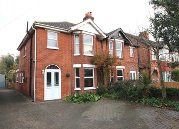 Thumbnail 3 bed semi-detached house to rent in Redlands Road, Fareham