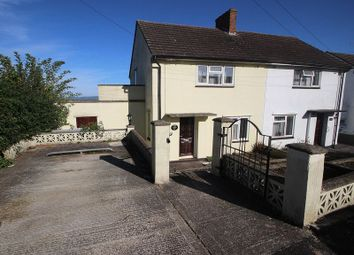 Thumbnail 2 bed semi-detached house for sale in Selwood Road, Glastonbury