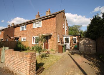 Thumbnail 2 bed semi-detached house for sale in Cuthbert Close, Bexhill-On-Sea