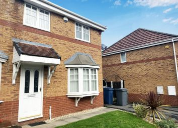 Thumbnail 3 bed semi-detached house for sale in Valiant Close, West Derby, Liverpool, Merseyside