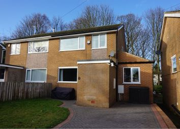 Thumbnail 3 bed semi-detached house for sale in Holt Park Grove, Leeds