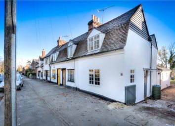 Thumbnail 3 bed end terrace house for sale in Cambridge Road, Stansted