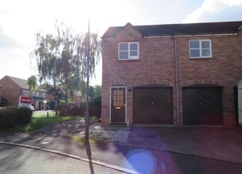 Thumbnail 1 bed maisonette to rent in Glastonbury Close, Belmont, Hereford