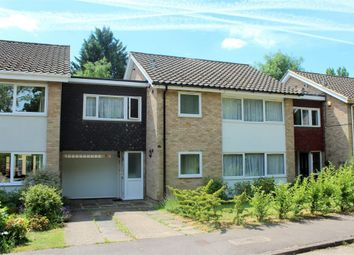 Thumbnail 3 bed terraced house for sale in The Dell, St Albans, Hertfordshire