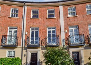 Thumbnail 4 bed terraced house for sale in Beacon Avenue, Kings Hill, West Malling, Kent