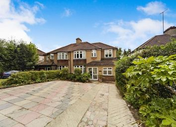 Thumbnail 5 bedroom semi-detached house for sale in Upper Selsdon Road, Selsdon, South Croydon, Surrey