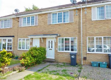Thumbnail 2 bed terraced house to rent in Ryemoor Road, Haxby, York