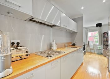 Thumbnail 4 bed terraced house for sale in Lewiston Close, The Hamptons, Worcester Park