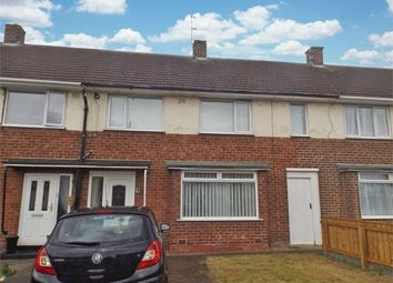 Thumbnail 3 bed terraced house for sale in Raglan Close, Stockton-On-Tees, Durham