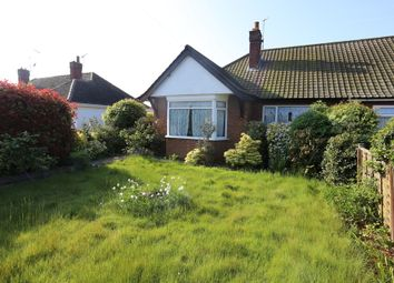 Thumbnail 2 bed semi-detached bungalow for sale in Mill Lane, Felixstowe