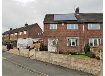 Thumbnail 3 bed semi-detached house for sale in Pennine Way, Newcastle