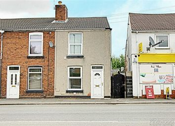 Thumbnail 2 bed terraced house to rent in Newbold Village, Chesterfield, Derbyshire
