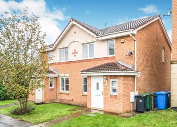 Thumbnail 3 bed semi-detached house for sale in Rushmore Drive, Widnes, Cheshire