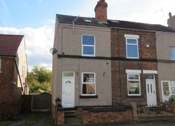 Thumbnail 3 bed semi-detached house to rent in Sheffield Road, Killamarsh, Sheffield