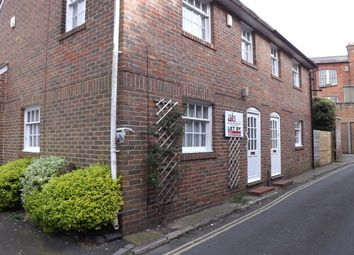 Thumbnail 2 bed property to rent in Castle Ditch Lane, Lewes