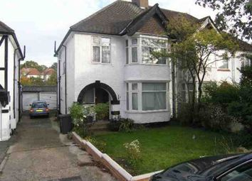 Thumbnail 3 bed property to rent in Watford Way, Hendon