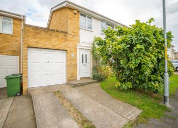 Thumbnail 3 bed semi-detached house for sale in Whitebeam Drive, Coxheath, Maidstone, Kent