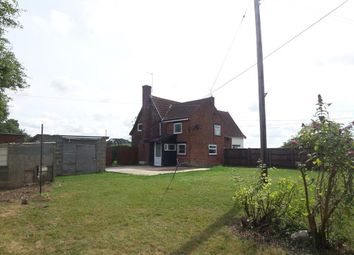 Thumbnail 3 bedroom semi-detached house to rent in St. James Road, All Saints South Elmham, Halesworth