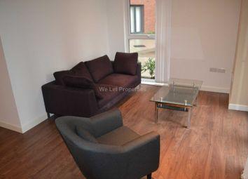 Thumbnail 2 bed flat to rent in Sillavan Way, Salford
