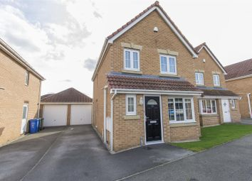 Thumbnail 3 bed detached house for sale in Askew Way, Chesterfield