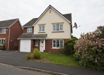 Thumbnail 5 bed detached house to rent in Manhattan Gardens, Chapelford, Warrington
