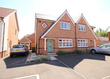 Thumbnail 3 bed semi-detached house for sale in Balsam Road, West Timperley, Altrincham
