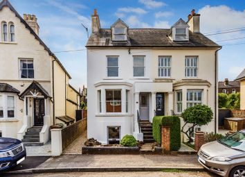 Thumbnail 4 bed semi-detached house for sale in Glovers Road, Reigate