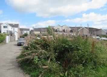Land for sale in Bridgend Road, Maesteg, Bridgend. CF34