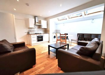Thumbnail 3 bed flat to rent in Merton Road, Southfields, London