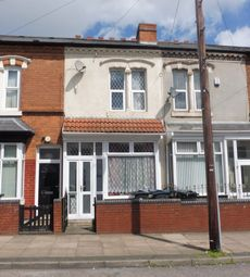 Thumbnail 2 bed terraced house for sale in Uplands Road, Handsworth, Birmingham, West Midlands