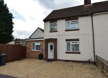 Thumbnail 3 bed semi-detached house for sale in Lister Road, Peterborough