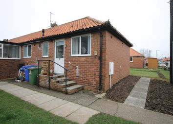 Thumbnail 1 bed bungalow for sale in West Vale, Filey