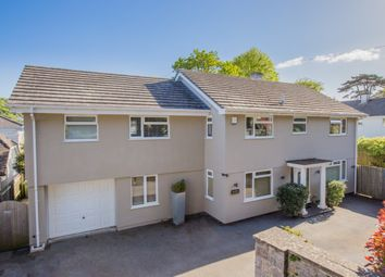 Thumbnail 5 bedroom detached house for sale in Wellswood Avenue, Torquay