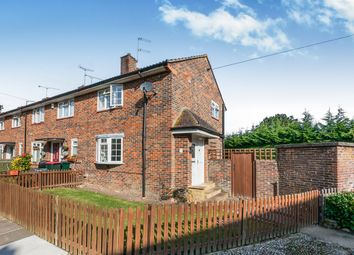 Thumbnail 2 bed end terrace house for sale in Arundel Close, Pound Hill, Crawley