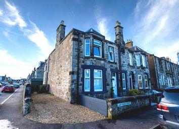 Thumbnail 3 bed flat for sale in Lady Helen Street, Kirkcaldy