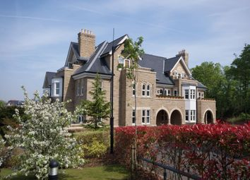 Thumbnail 3 bedroom flat for sale in St Hilarys Park, Alderley Edge, Cheshire