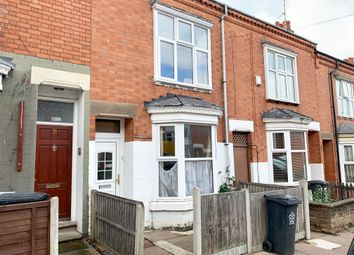 Thumbnail 3 bedroom terraced house to rent in Lorne Road, Leicester