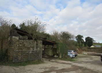 Thumbnail  Land for sale in Off Welbeck Manor, Sparkwell, Plymouth
