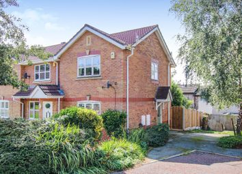 Thumbnail 2 bed end terrace house for sale in Chelford Close, Prenton